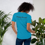 Happy Weight Two-Sided T-Shirt