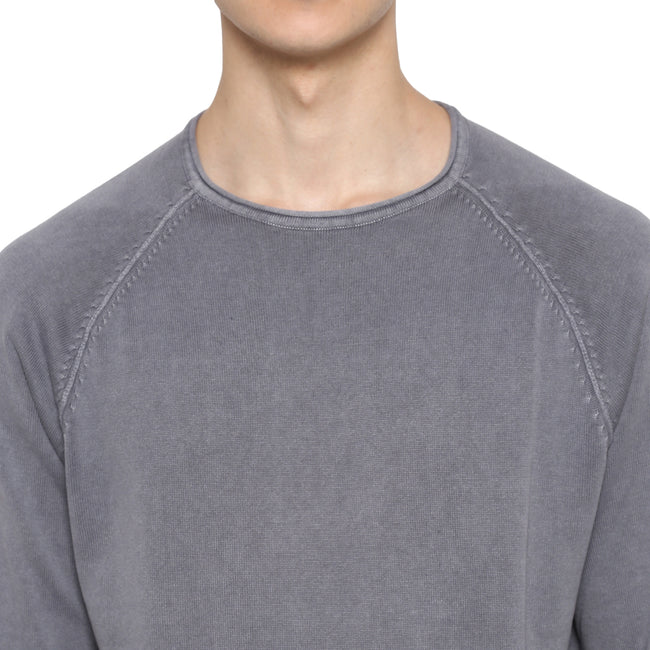 Tom Tailor Men's Solid Pullover Sweatshirt