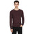 Tom Tailor Men's Solid Pullover Sweatshirt with Patched Pocket