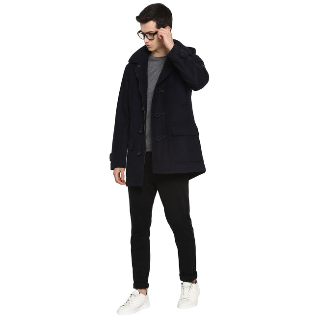 Tom Tailor Stylish Long Blazer Winter Coat For Men