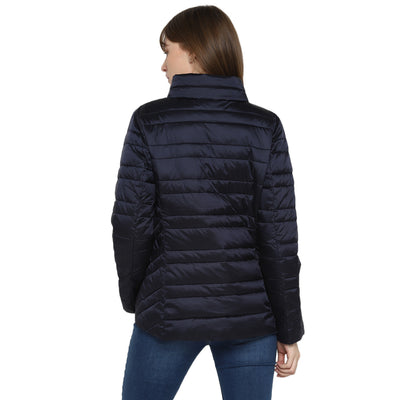 Tom Tailor Women's Padded Quilted Jacket