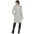 Tom Tailor Women's Long Coat (Grey)