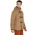 Tom Tailor Men's Overcoat Formal Blazer (Brown)