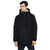 Tom Tailor Long Jacket with Hooded Neck for Men (Sky Captain Blue)