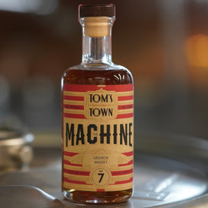 Machine 7: Gridiron Whiskey (curbside pickup only)