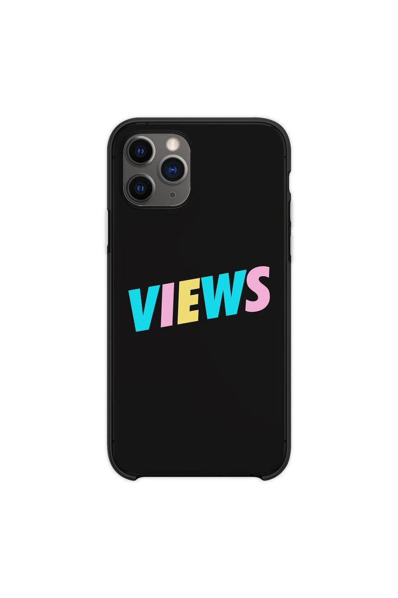 Views: Welcome Back Black Phone Case