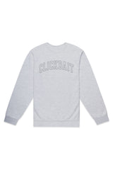 David Dobrik Heather Tonal Clickbait Crewneck