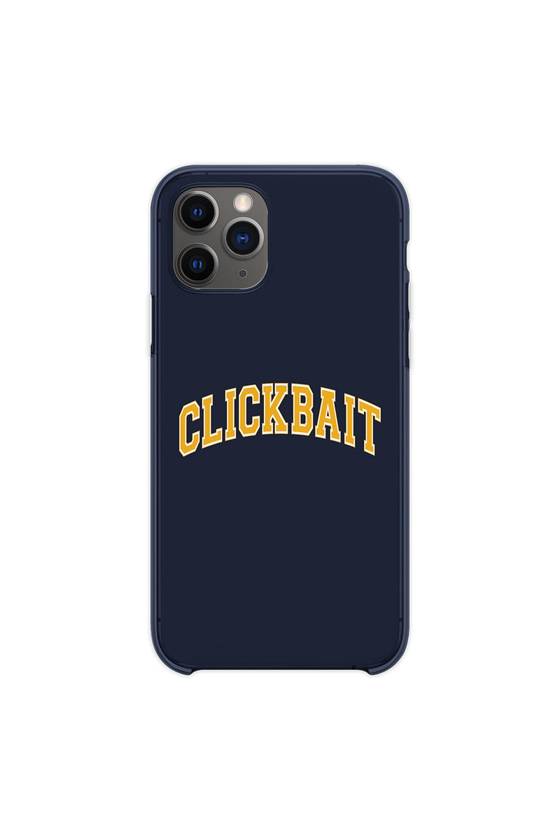 David Dobrik Navy Clickbait Phone Case