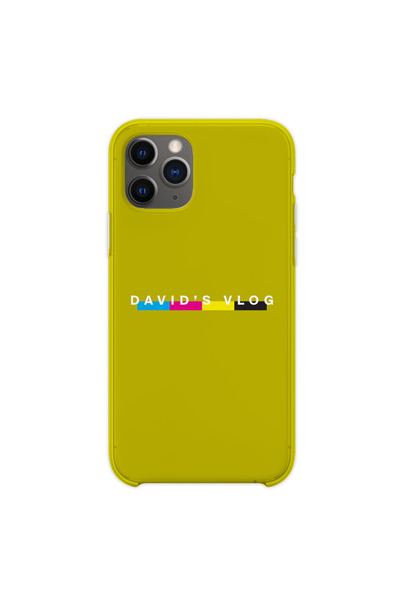 David Dobrik Yellow Beverly Phone Case