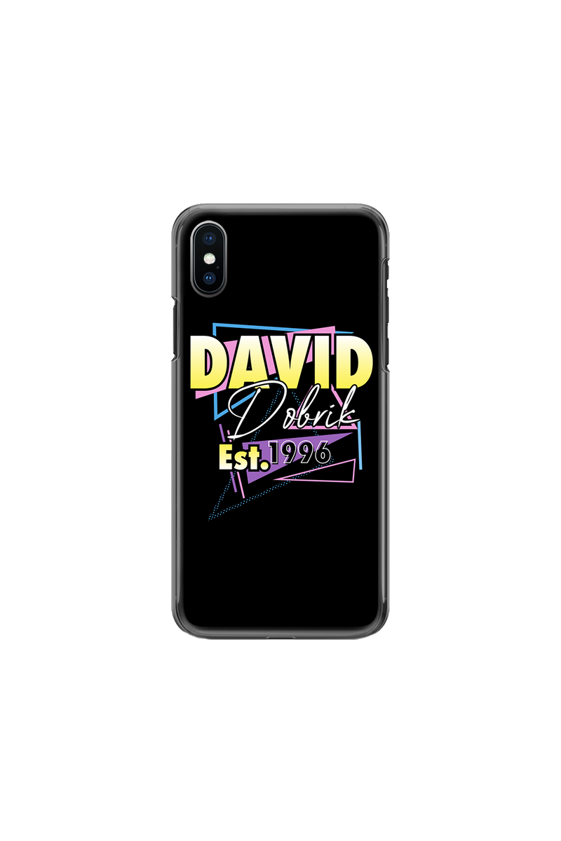 David Dobrik Retro Birthday Phone Case