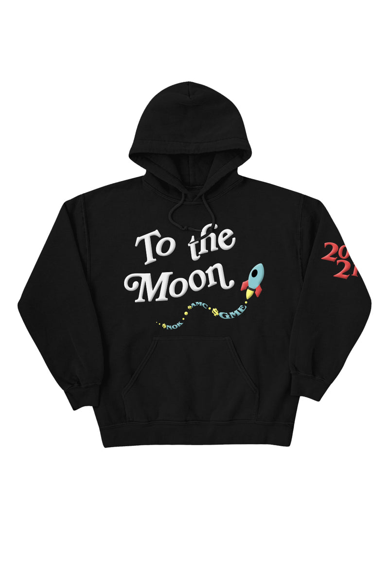 David Dobrik: To The Moon Hoodie
