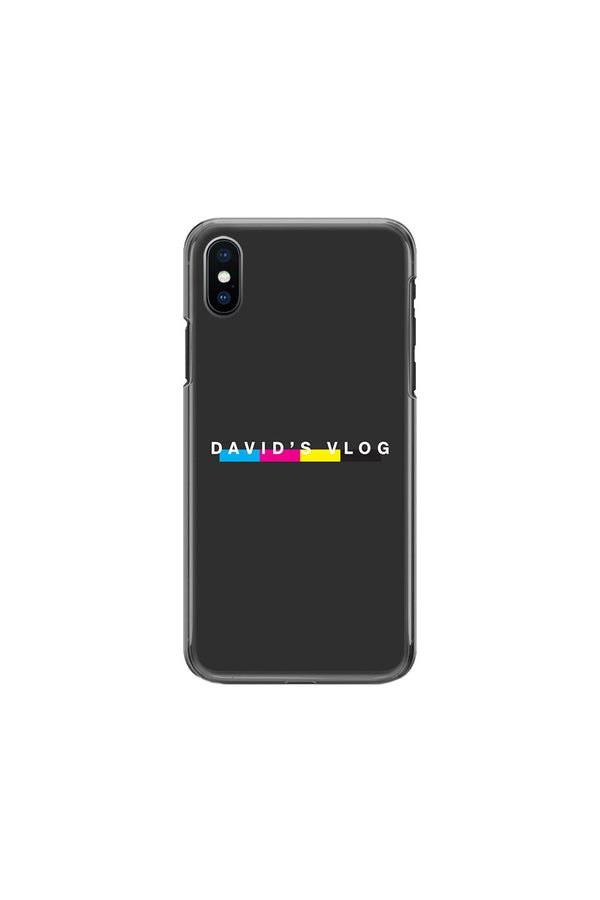 David Dobrik Black Beverly Phone Case