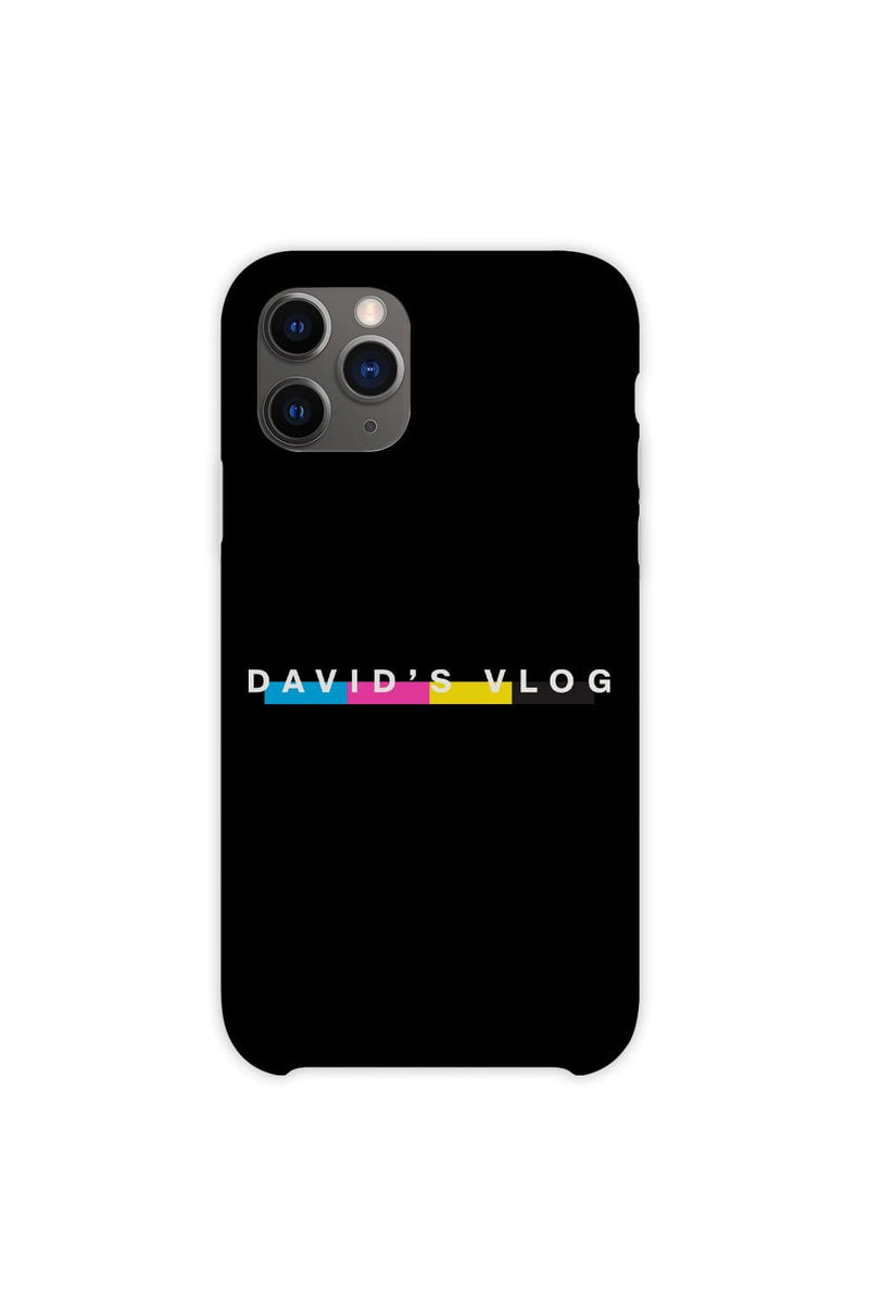 David Dobrik: Black Beverly Phone Case