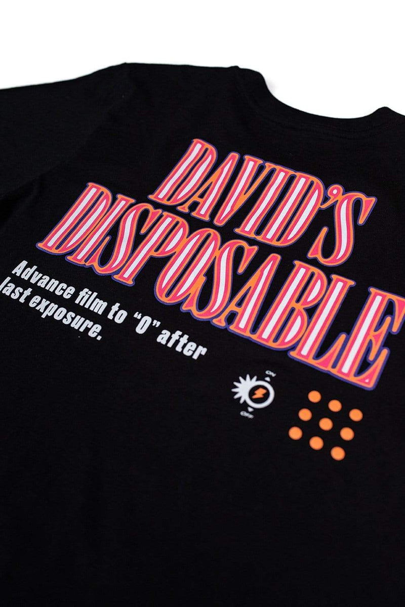 David Dobrik Disposable Exposure Shirt