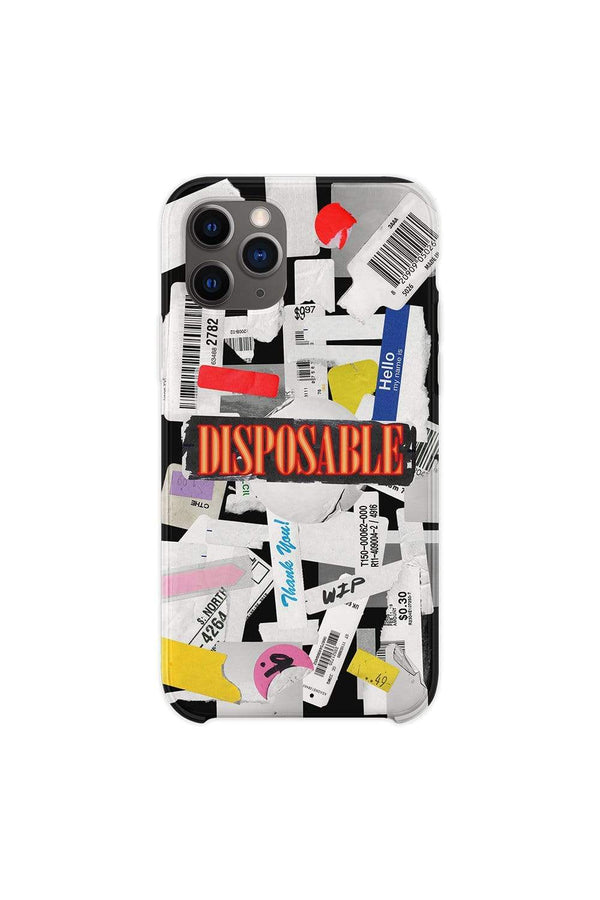 David Dobrik: Disposable Sticker Phone Case