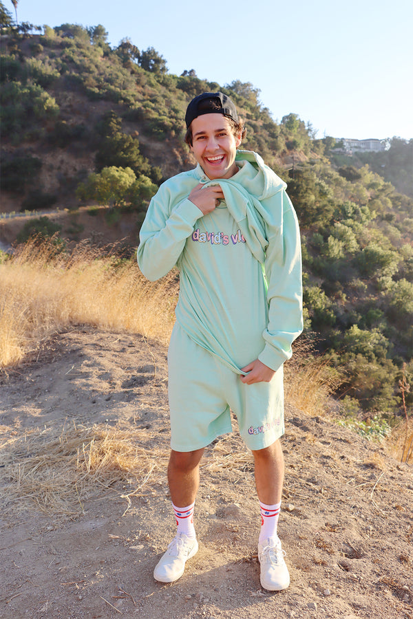 David Dobrik Matcha Sunset Shirt