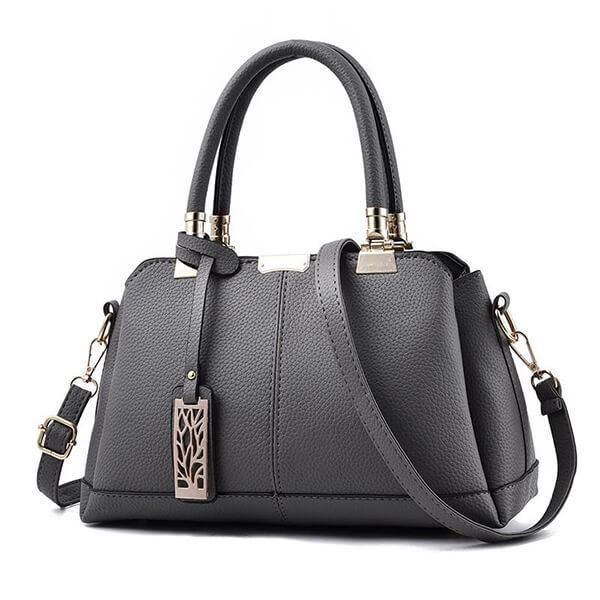 Metal Decoration Fashion Cross-body Bag