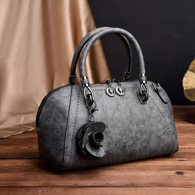 Luxury PU Leather Lady Handbag