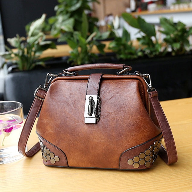 Vintage Women leather Bags