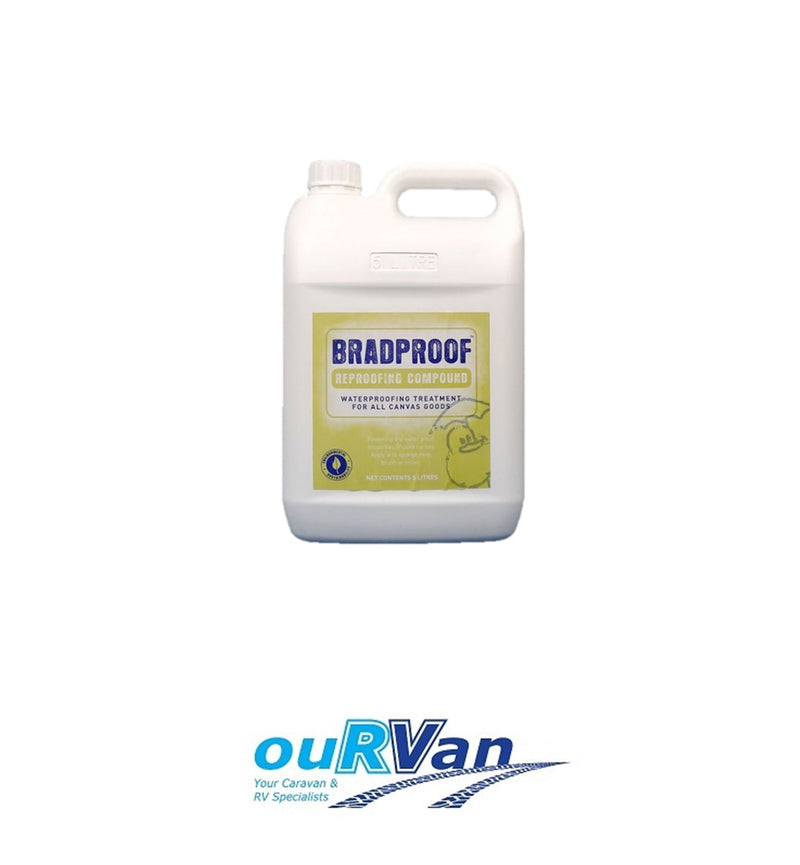 BRADPROOF REPROOFING COMPOUND 2 LITRE