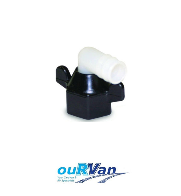 SHURFLO SWIVEL ELBOW 1/2BX1/2F TIGHTEN