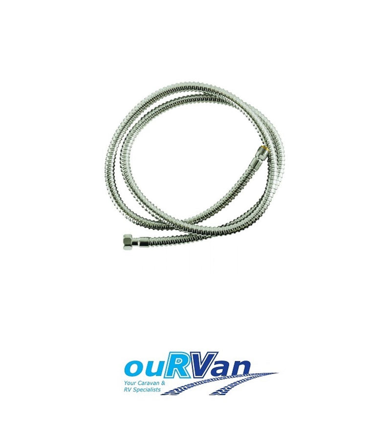 CAMEC ELBOW SHOWER HOSE 1.5M - HOSE ONLY - 005870 CARAVAN MOTORHOME RV