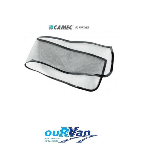 CAMEC 010259 CARAVAN WINDOW FLYSCREEN 450MM X 1175MM