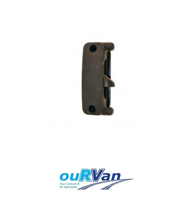 CAMEC CARAVAN DOOR REMOTE LATCH SUIT LEFT HAND HINGE 3 POINT LOCKING DOOR 014386