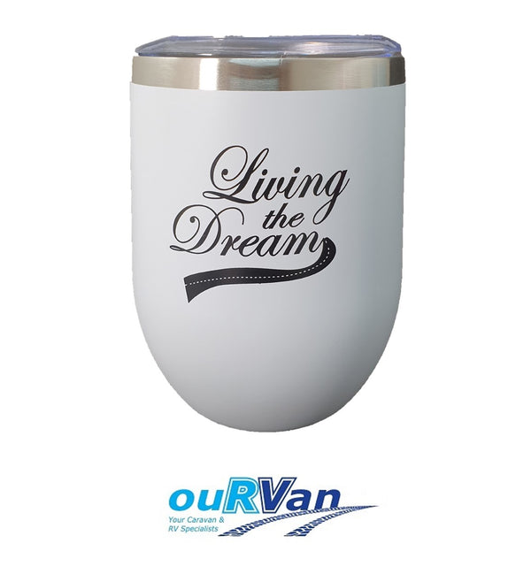 INSULATED KEEP CUP CARAVAN RV 0247