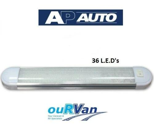 AP12174 LED INTERIOR STRIP LIGHT 260MM with ON/OFF SWITCH