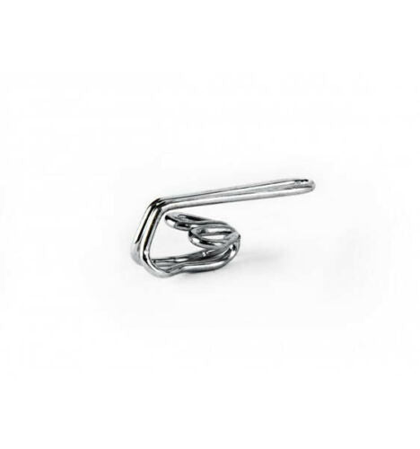CAMEC 007799 STEEL CURTAIN GATHERING HOOK NO 7 CARAVAN RV
