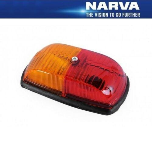 NARVA 85760 CARAVAN CAMPER RED/AMBER SIDE MARKER LIGHT JAYCO WINDSOR