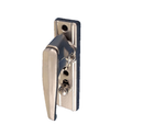 CAMEC 008244 SCREEN DOOR LOCK - TULIP SILVER - CAMPER TRAILER SHOWER CARAVAN