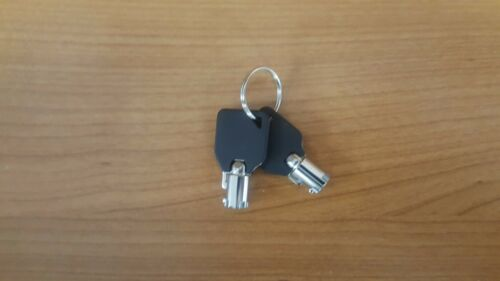 ARK PL80B HITCH PIN LOCK TOW BAR LOCK TRAILER SECURITY 2 KEYS