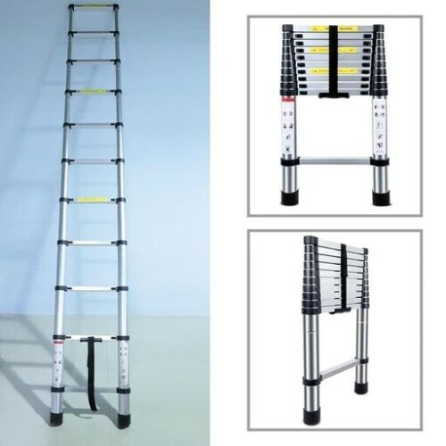 AUSTRALIAN RV 0106 3.2M TELESCOPIC LADDER EXPANDABLE CARAVAN RV