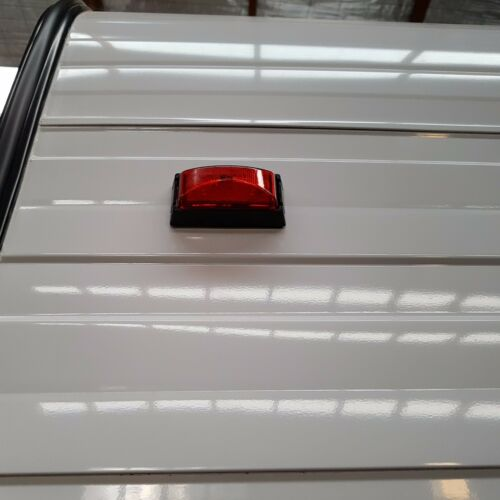 AP AUTO LAMPS LED REAR MARKER LAMP RED LED AP11051 CARAVAN LED