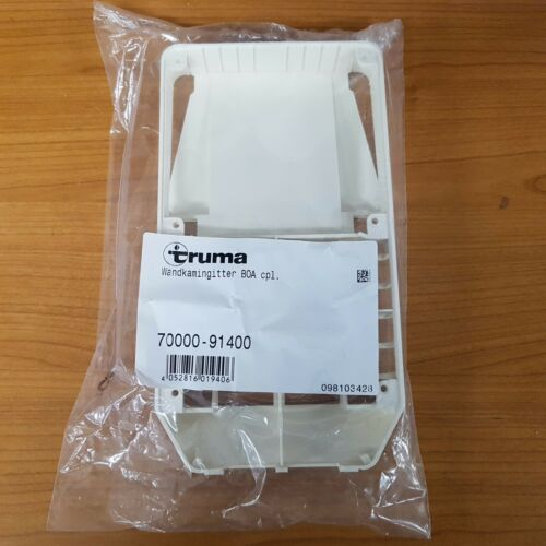 TRUMA HOT WATER SERVICE EXHAUST COWL GRILL B14 - OUTSIDE 70000-91400