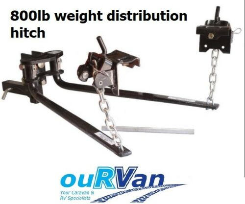 "800LB WEIGHT DISTRIBUTION HITCH LOAD LEVELLER SYSTEM 30""BARS"