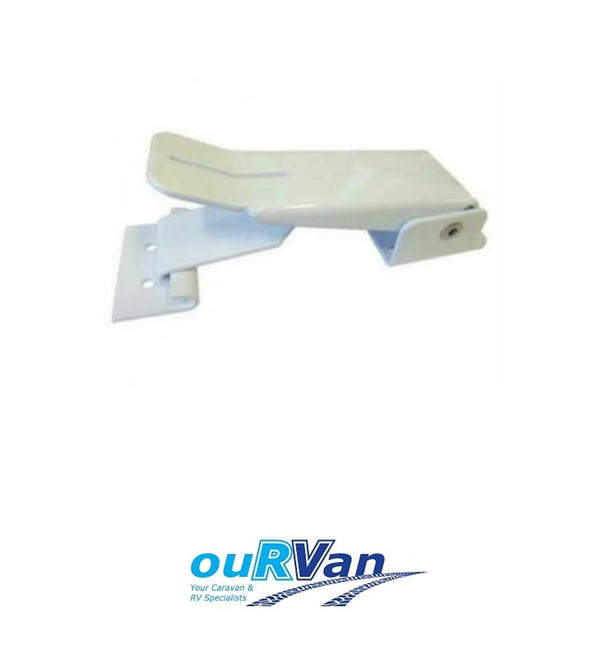 ROOF CLAMP FOR POP TOP WHITE CL302 CAMPER 250-00552 CARAVAN RV