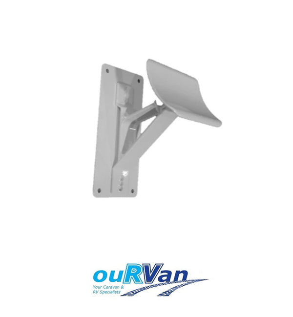 AUSSIE TRAVELLER ATRV TRAVELLING AWNING SUPPORT CRADLE MODEL WHITE MMIX 2700000000000