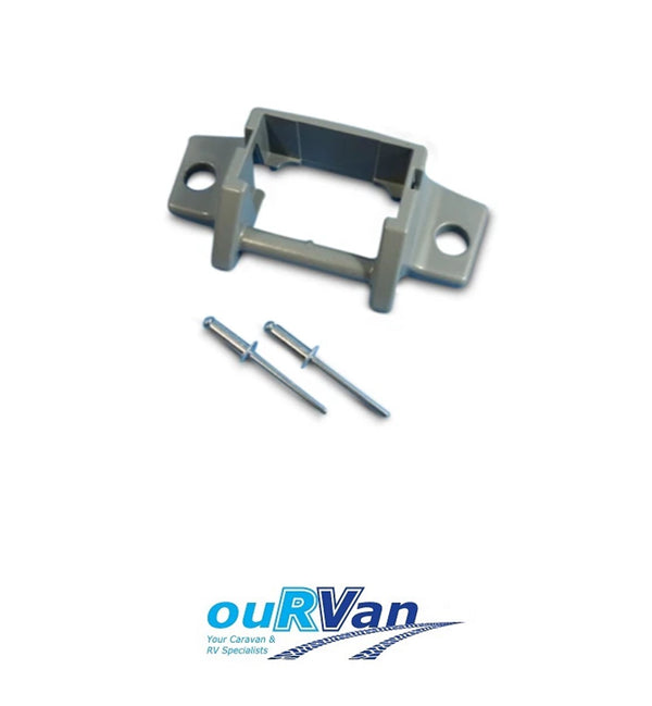 DOMETIC ROLLOUT AWNING FOOT BRACKET SUIT 8300 & 8500 AWNINGS 3310811.009M