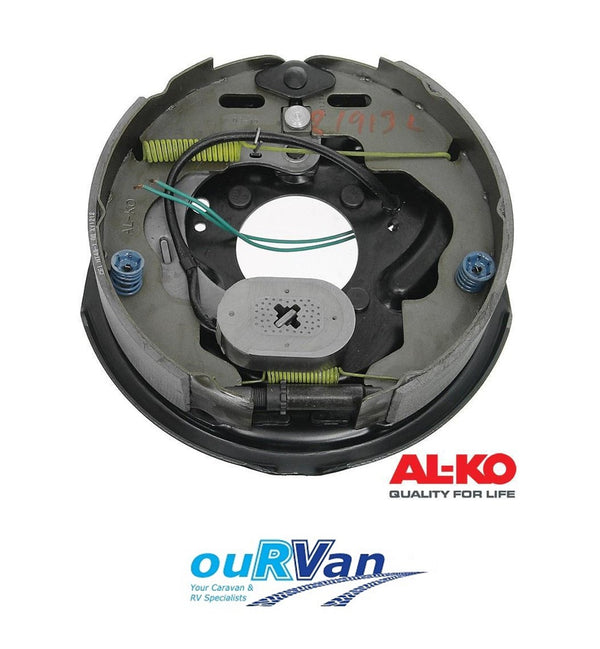"ALKO 10"" ELECTRIC BRAKE R/H (H/B)"
