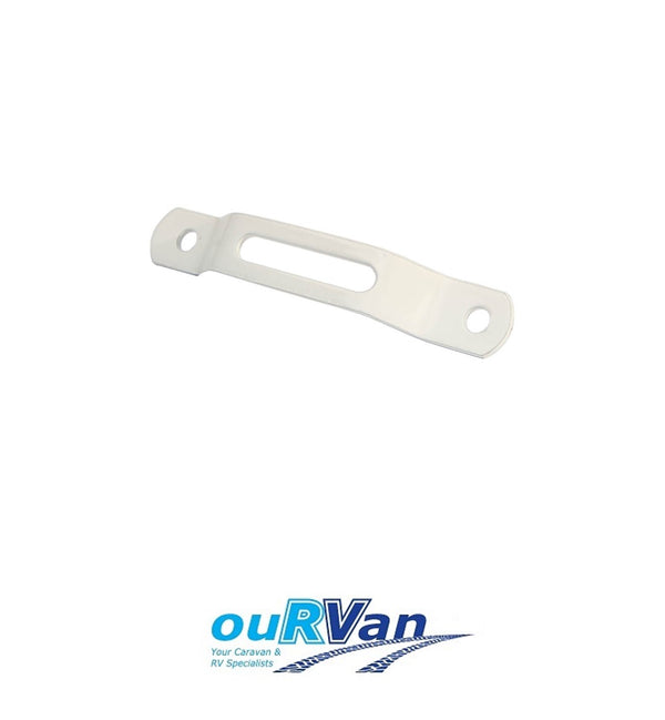 ROOF RAIL BRACKET – WHITE