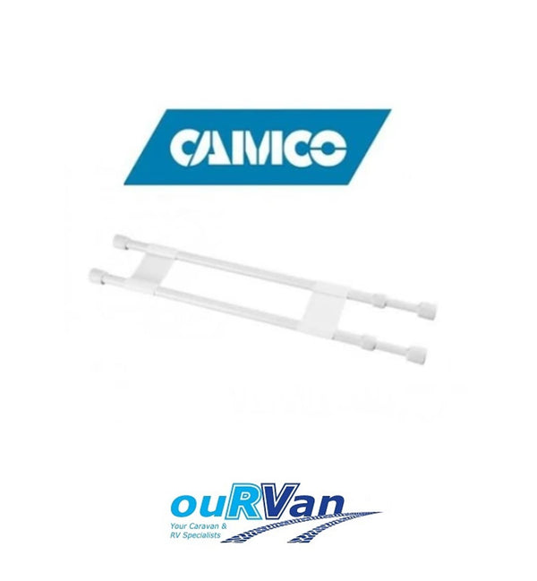 CAMCO REFRIGERATOR BAR DOUBLE SUIT DOMETIC THETFORD CARAVAN FRIDGE 400-00692