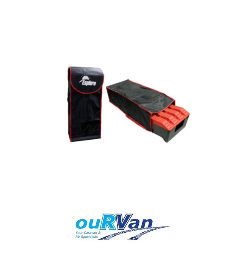 HAIGH STORAGE BAG FOR LEVELLING RAMPS CVL1 CVL2 CARAVAN 450-00399 (BAG ONLY)