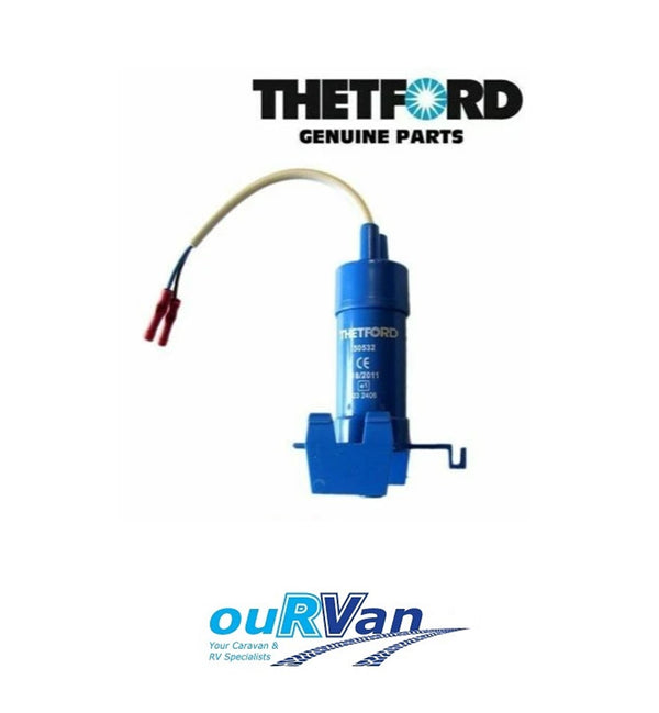 THETFORD 50712 TOILET PUMP 12V C250 GENUINE PART CARAVAN MOTORHOME RV
