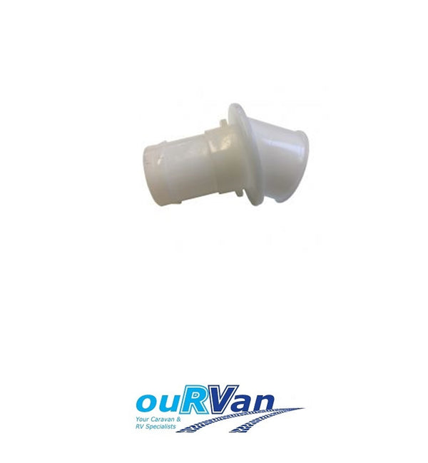 INLET CONNECTOR FOR JAYCO WATER FILLER C6477E 800-01092 CARAVAN