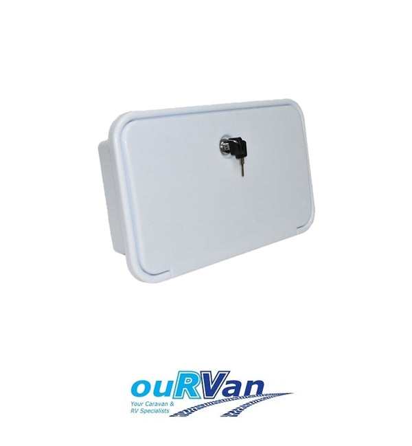 External Shower Box WaterMarked. White