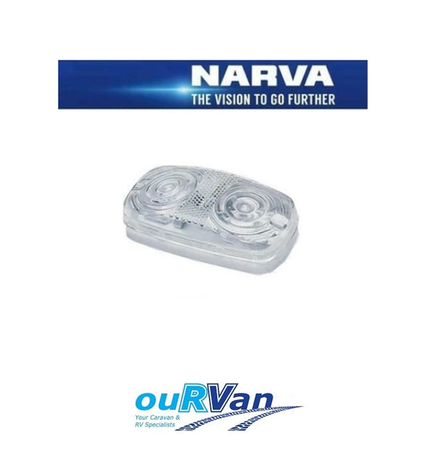 NARVA 86310 CARAVAN CAMPER FRONT END OUTLINE LAMP LIGHT JAYCO WINDSOR