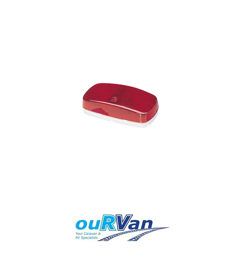 NARVA RED LENS 86335 TO SUIT 86330 LIGHT